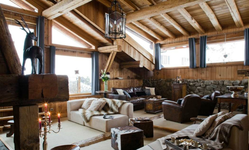 Chalet l'Outa, Argentiere Enter the Contemporary Interior Design Realm of Kelly Hoppen contemporary interior design Enter the Contemporary Interior Design Realm of Kelly Hoppen coveted Kelly Hoppen advances House Design Chalet lOuta Argentiere