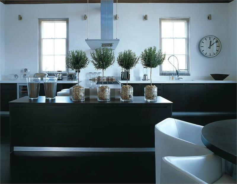 The Loft in London Kitchen Design contemporary interior design Enter the Contemporary Interior Design Realm of Kelly Hoppen coveted Kelly Hoppen advances House Design The Loft in London Kitchen Design