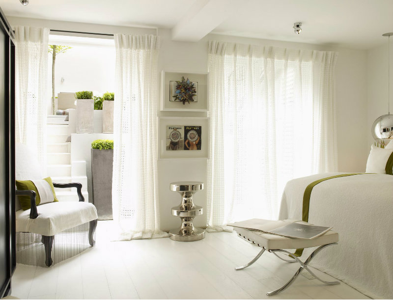 The Townhouse in London Bedroom Design contemporary interior design Enter the Contemporary Interior Design Realm of Kelly Hoppen coveted Kelly Hoppen advances House Design The Townhouse in London Bedroom Design