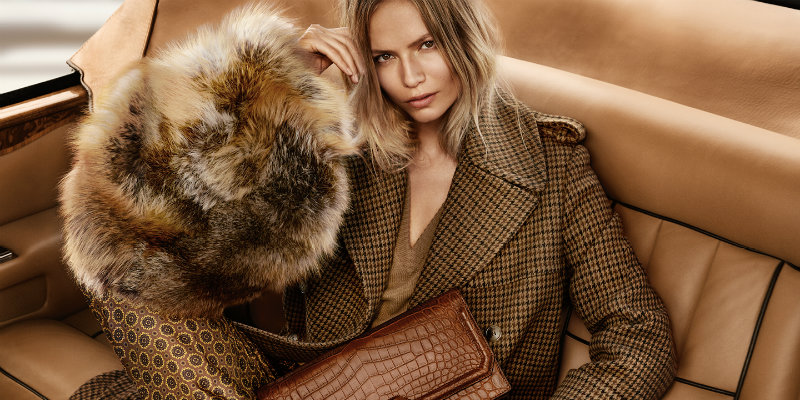 Passion and chic design from Michael Kors