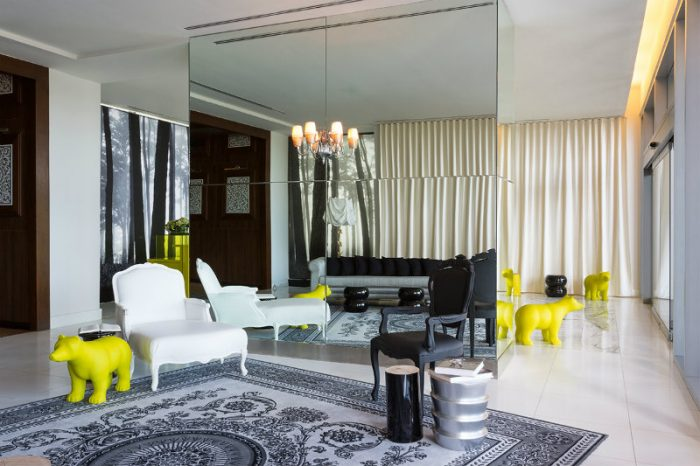 Icon Brickell Miami Philippe Starck Gives A New Dimension To Design Coveted