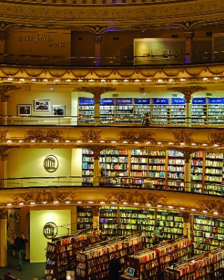 The World's Most Beautiful Bookstores