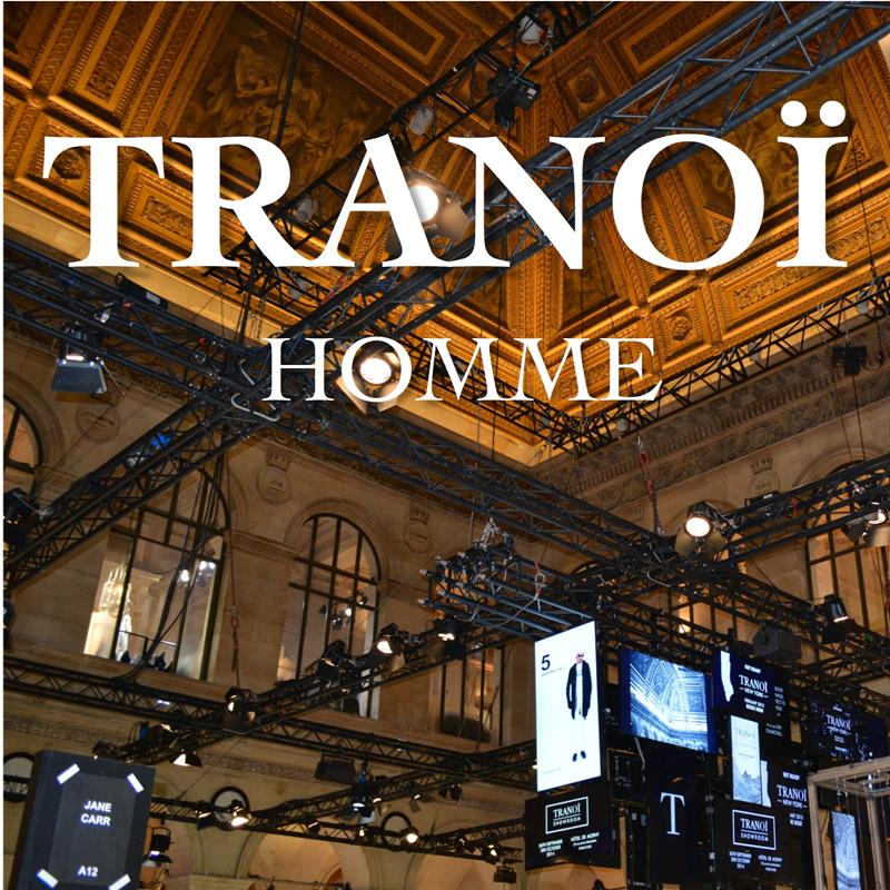 CovetED Fashion Weeks 2016 Tranoï Homme