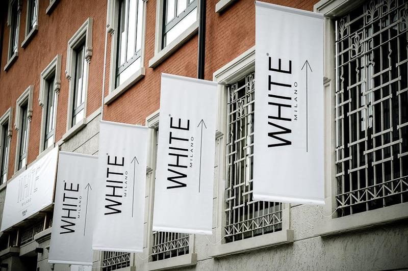 CovetED Fashion Weeks 2016 White Man & Woman Milano