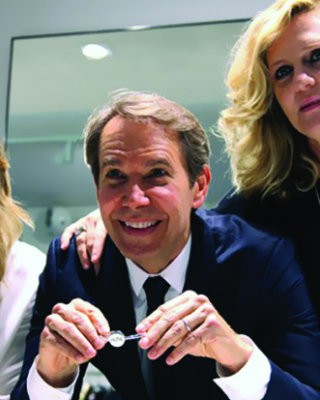 CovetED Jeff Koons Collaborates With GUS + AL on Exclusive Jewelry Pieces pinterest