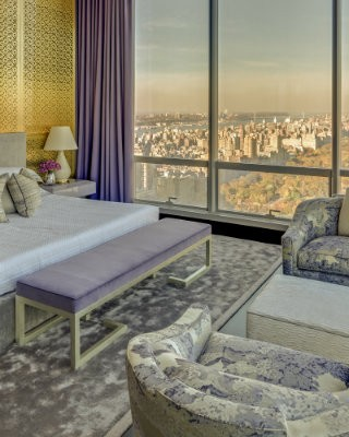 CovetED Residential Project by Jamie Drake - One 57 featured