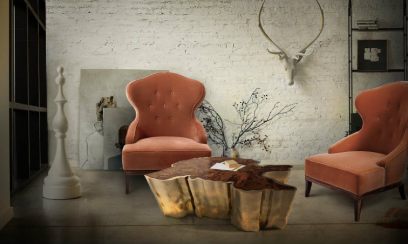 CovetED TUAREG Armchair by BRABBU