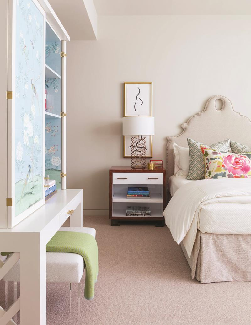 Museum Tower Apartment By Laura Lee Clark Interiors Cute Room Covet Edition