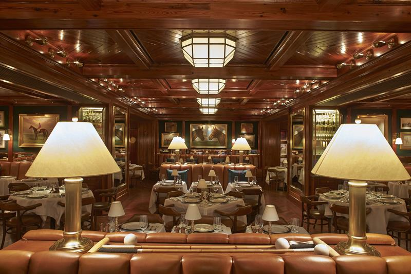 New York Insider's Guide Polo Bar Ralph Lauren