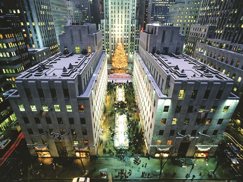 New York Insider's Guide Rockefeller Center