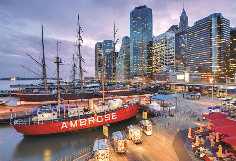 New York Insider's Guide South Seaport