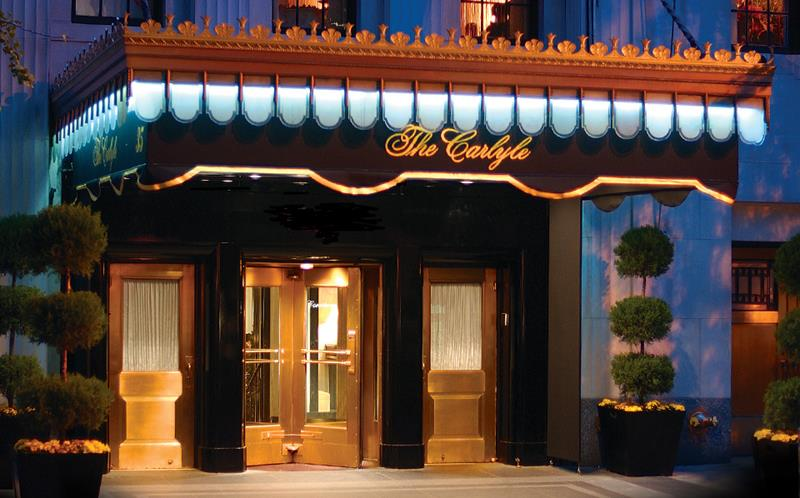 New York Insider's Guide The Carlyle