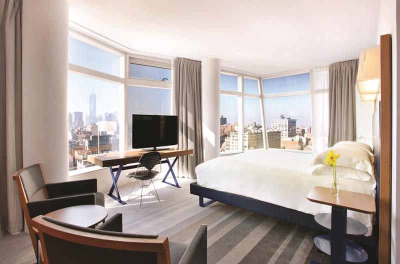 New York Insider's Guide The Standard East