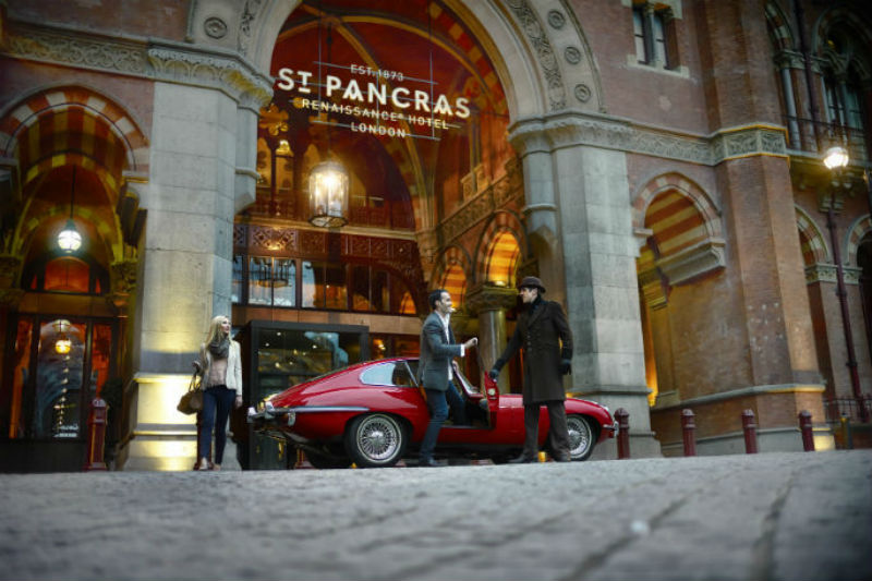 The Renaissance Hotel St. Pancras, London 3