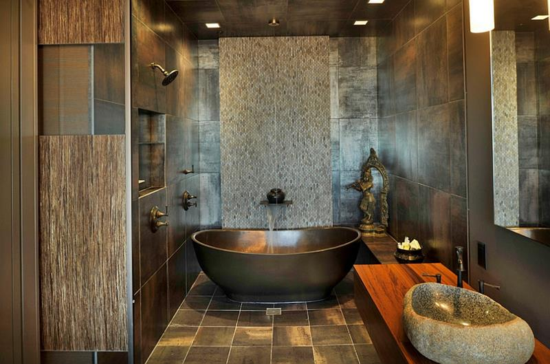 CovetED Maison et Objet 2016 Gallery wild theme Industrial bathroom design with some nature elements Maison et Objet Design News: Theme Wild at Maison et Objet CovetED Maison et Objet 2016 Gallery wild theme Industrial bathroom design with some nature elements