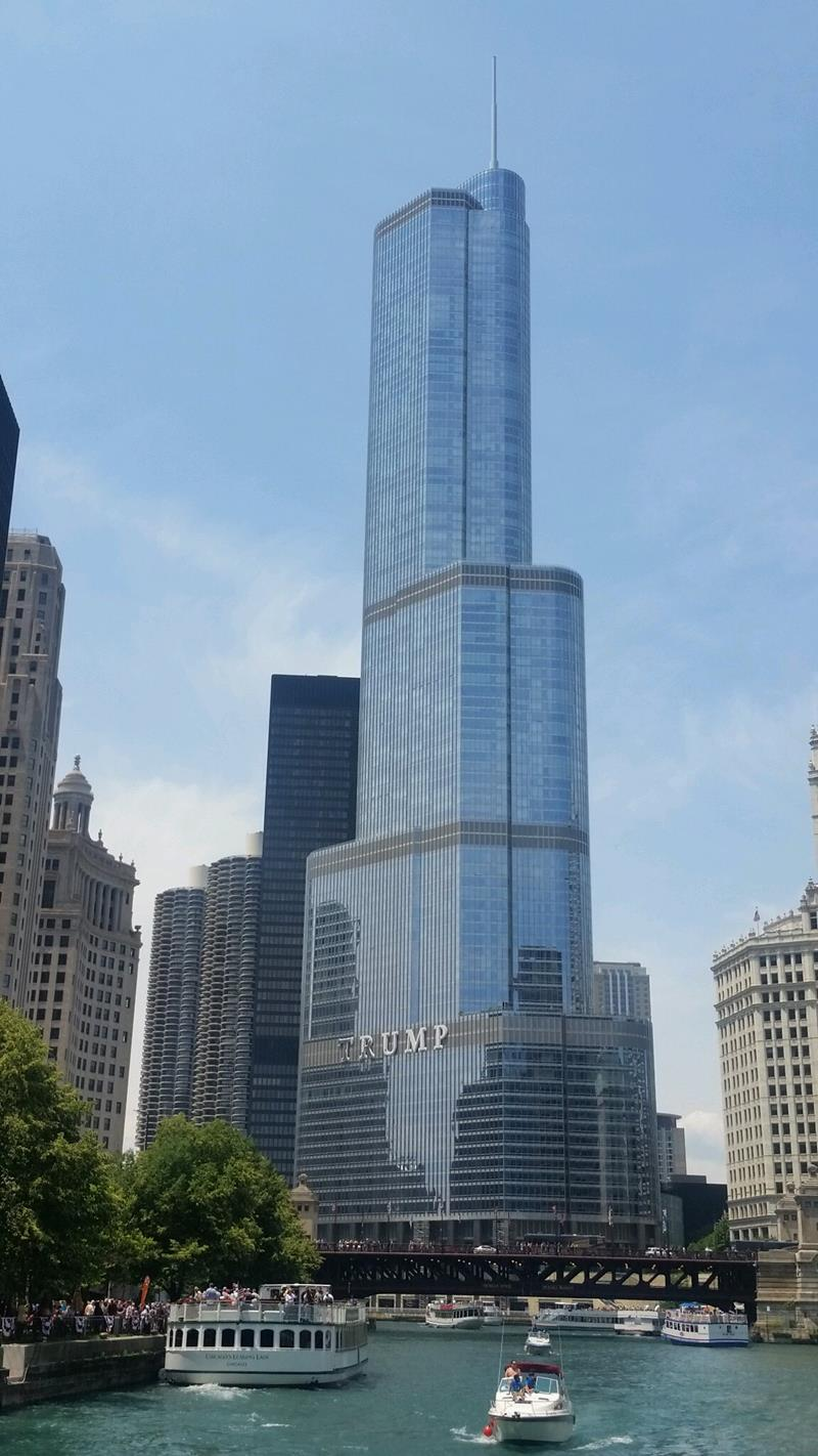 Warm welcome at trump hotel in chicago covet edition for Special hotels in the world