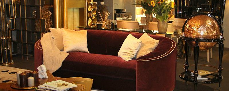 CovetED Why is Maison et Objet a Design Center you should visit Koket sofa