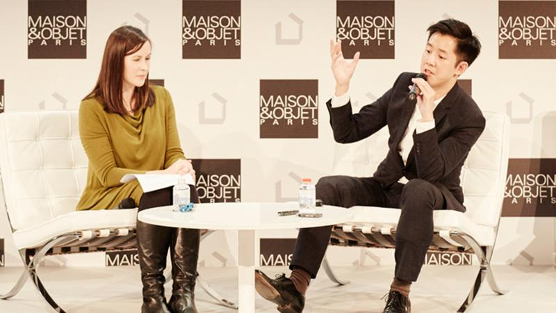 CovetED magazine Maison et Objet 2016 Highlights of Conferences interview with famous interior designers  Maison et Objet 2016: Highlights of Conferences CovetED magazine Maison et Objet 2016 Highlights of Conferences interview with famous interior designers