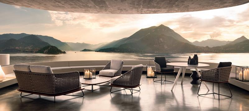 CovetEd Italian Brands at Imm Cologne 2016 Rivera Armchairs by Minotti Italia pinterest  Italian Brands at Imm Cologne 2016: Rivera Armchairs by Minotti Italia CovetEd Italian Brands at Imm Cologne 2016 Rivera Armchairs by Minotti Italia pinterest
