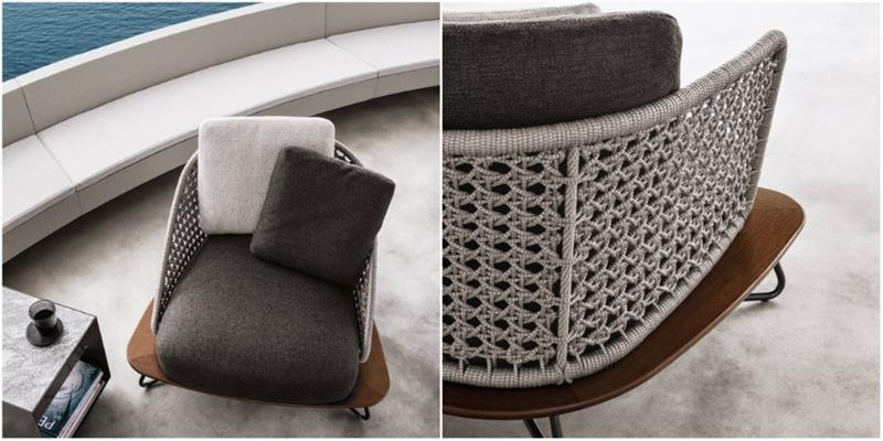 CovetEd Italian Brands at Imm Cologne 2016 Rivera Armchairs by Minotti Italia to see  Italian Brands at Imm Cologne 2016: Rivera Armchairs by Minotti Italia CovetEd Italian Brands at Imm Cologne 2016 Rivera Armchairs by Minotti Italia to see