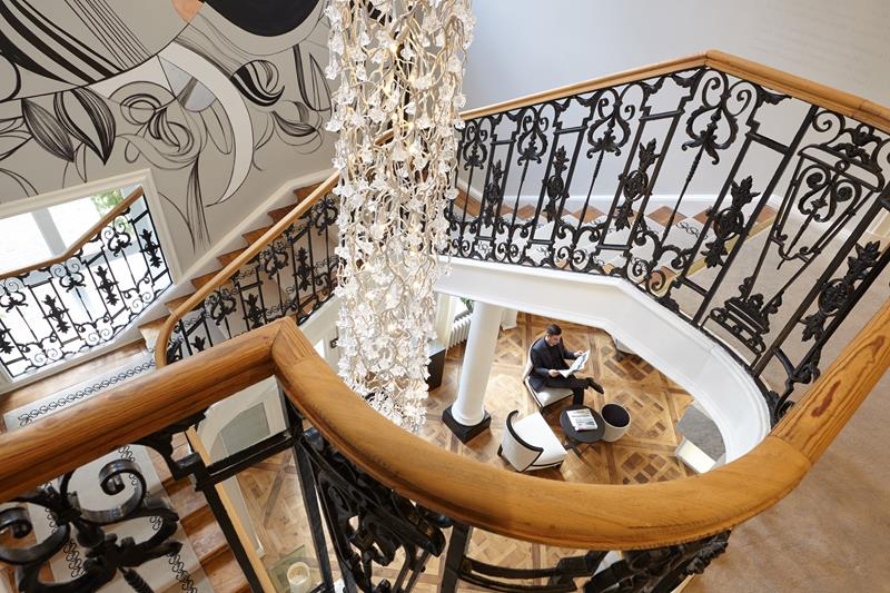 Clarance Boutique Hotel has everything you dream about stairs  Clarance Boutique Hotel has everything you dream about Clarance Boutique Hotel has everything you dream about stairs