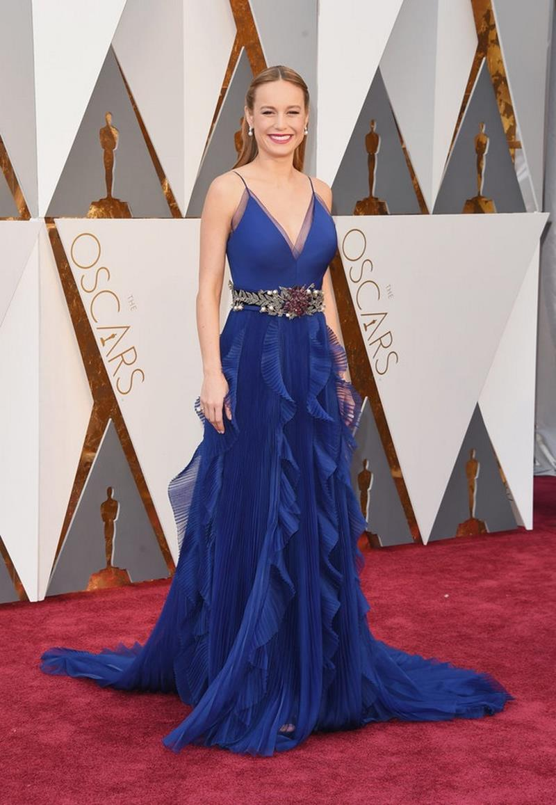 CovetED Big Night for Hollywood Winners and Best Dressed Brie Larson