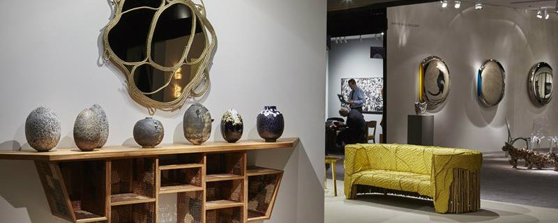 CovetED Campana Brothers Design News Artisanal living room installation photos