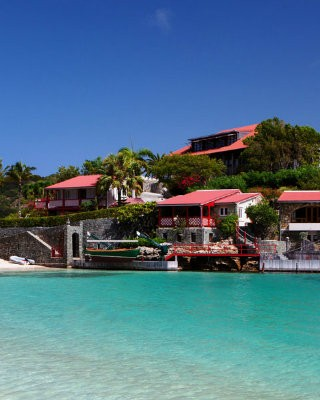 Get a chance to swim in Carribean Sea at St Barthelemy Hotel