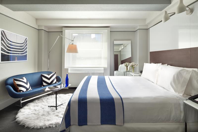 Get Fabulous Interior Design Ideas from Paramount Hotel New York Interior Design Ideas Get Fabulous Interior Design Ideas from Paramount Hotel New York CovetED Design Ideas from Paramount Hotel New York bedroom design