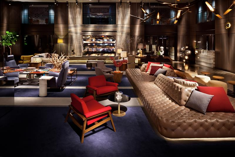 Get Fabulous Interior Design Ideas from Paramount Hotel New York