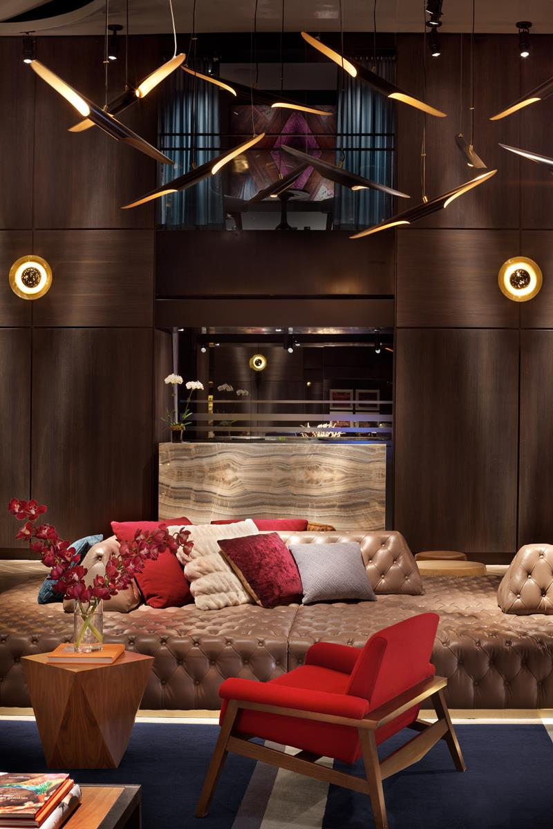 CovetED Design Ideas from Paramount Hotel New York lighting  Design Ideas from Paramount Hotel New York CovetED Design Ideas from Paramount Hotel New York lighting