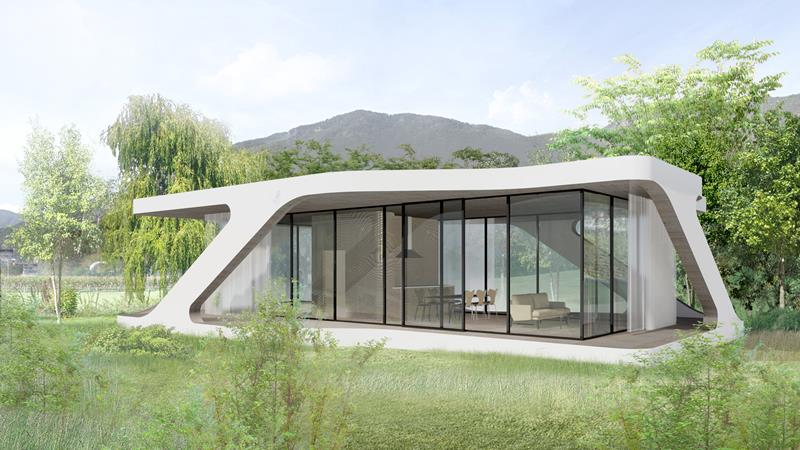 German Architects of J. MAYER H. present Diago Home CovetED German Architects of J