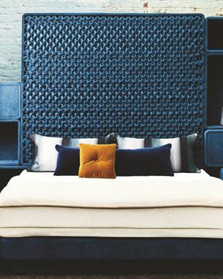 CovetED See New Bedroom Design from Savoir Beds Sacha lifestyle