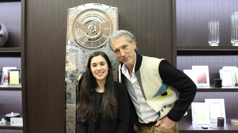 CovetED Discover Jardin d'Eden Collection by Marcel Wanders interview