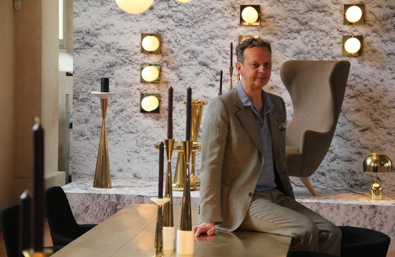 CovetED Presentation of The Restaurant by Caesarstone and Tom Dixon UK