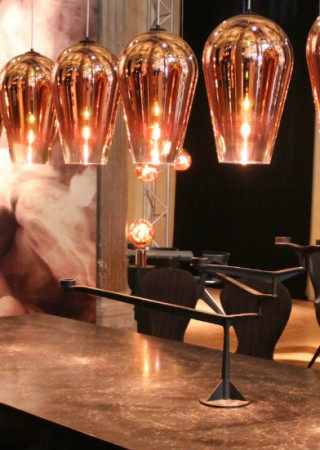 CovetED Presentation of The Restaurant by Caesarstone and Tom Dixon photos