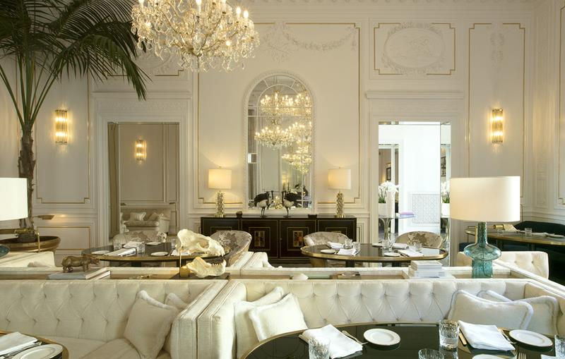 CovetED Small Luxury Hotels 5 Star Palazzo Dama restaurant