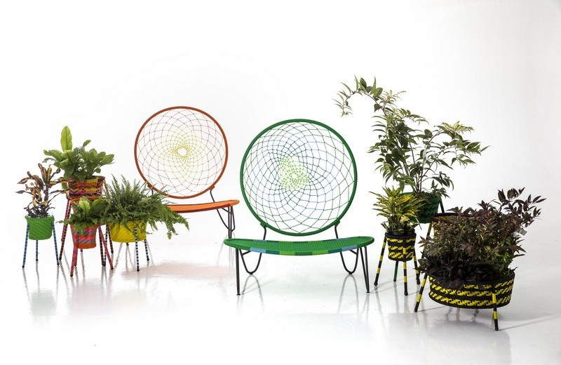 Moroso collection at Salone del Mobile 2016 (1)