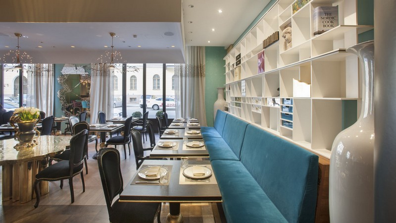 A Luxury Dining Experience in St. Petersburg COCOCO 1