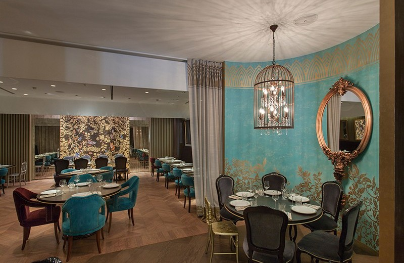 A Luxury Dining Experience in St. Petersburg COCOCO 4