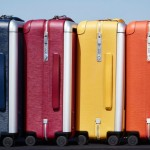 Louis Vuitton's New Rolling Luggage Collection by Marc Newson