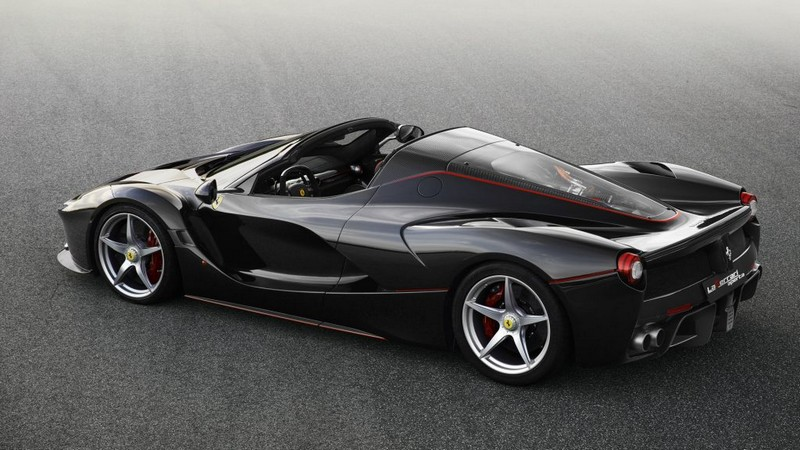 laferrari spider