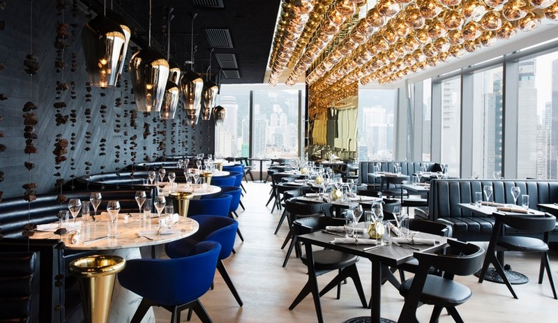 Tom Dixon's Luxurious Alto Restaurant in Hong Kong-1