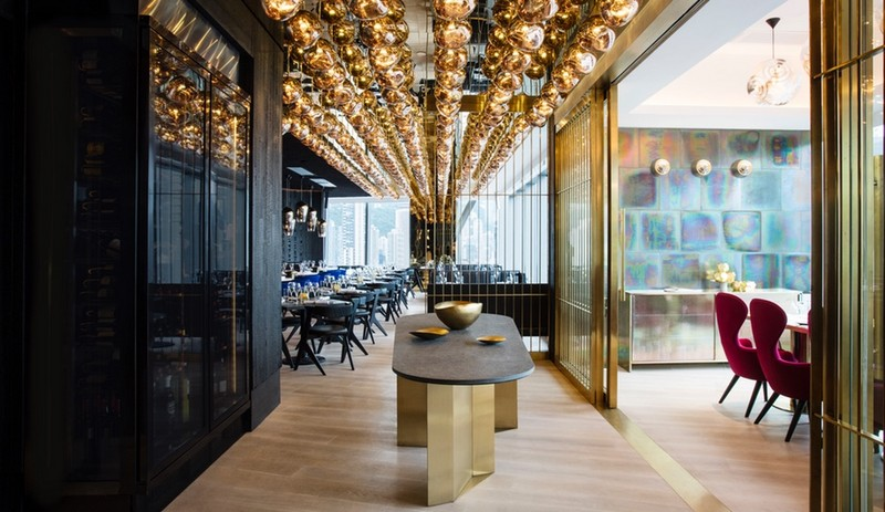 Tom Dixon's Luxurious Alto Restaurant in Hong Kong-5