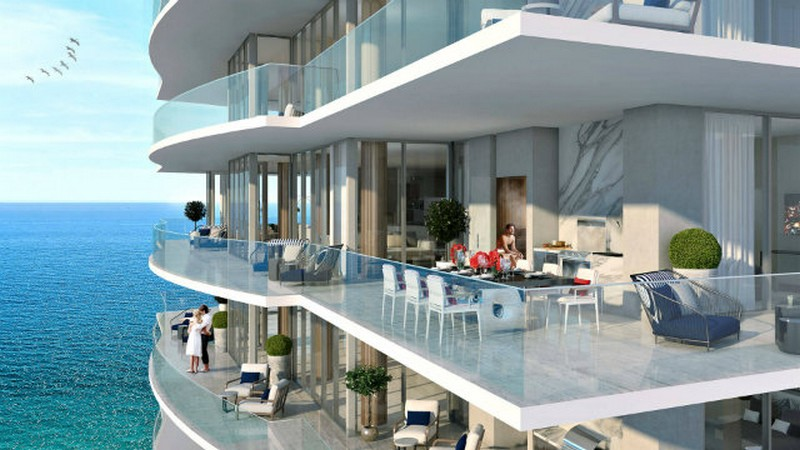 Luxe Miami Condo's Interior Design by Karl Lagerfeld-2