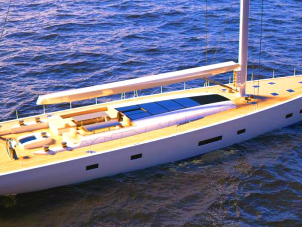 Luxury Sailing Yacht Nadir