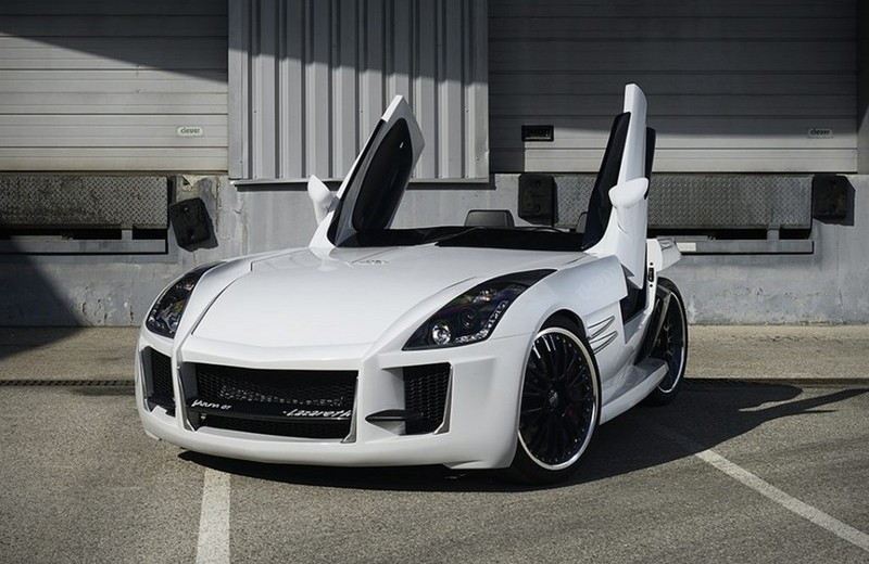 The Wazuma GT by Lazareth: Is it a luxury car or a motorcycle?-2