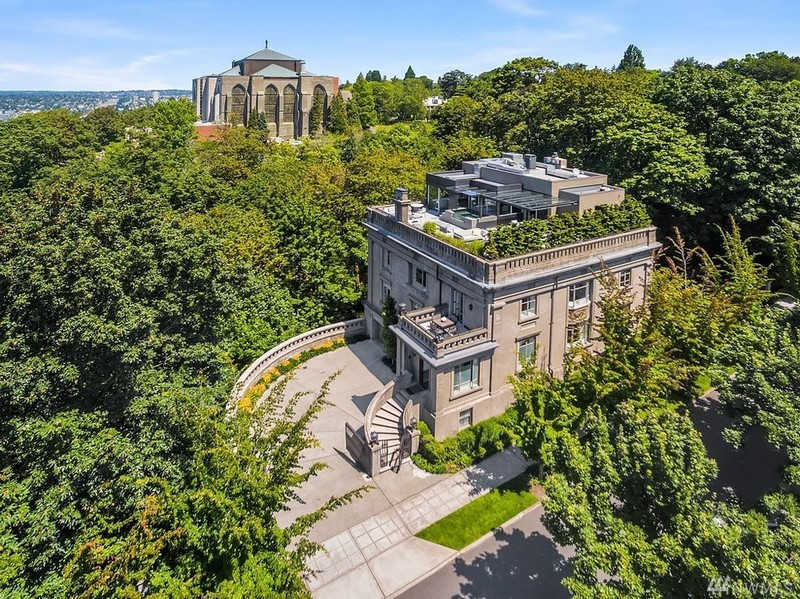 The Sam Hill Mansion The Most Luxury Home in Seattle-1