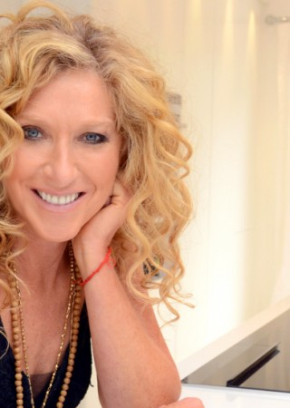 Celebrity Interior Kelly Hoppen's Fabulous home