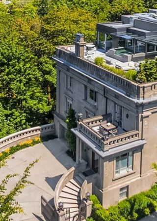 The Sam Hill Mansion